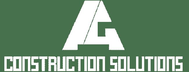 Image of AGConstructionSolutions.com Logo